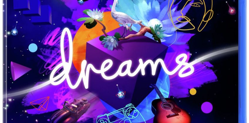 Dreams PS4 Game from Argos