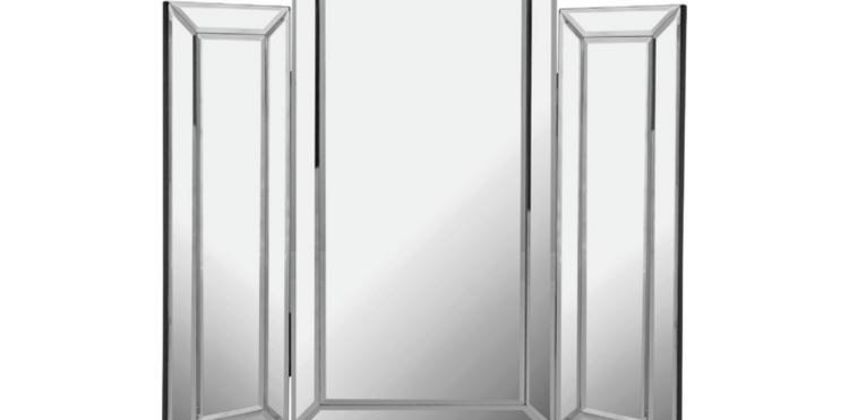 Argos Home Bevelled Triple Dressing Table Mirror from Argos