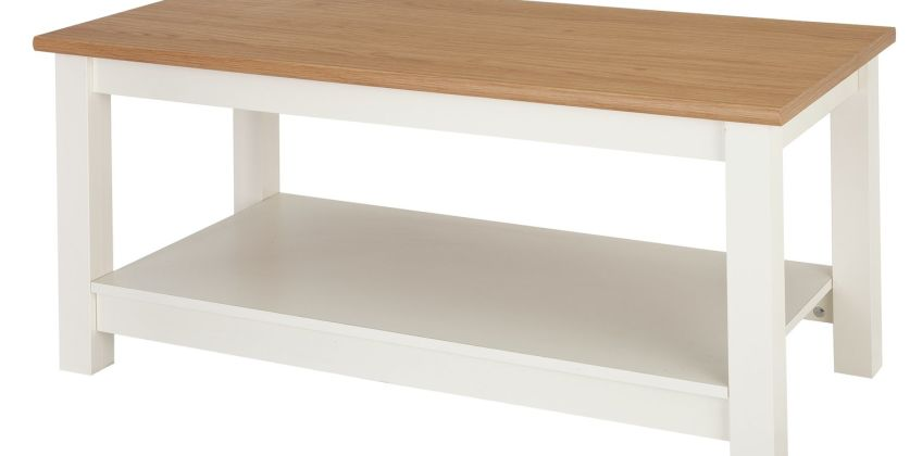 Argos Home Winchester Coffee Table from Argos