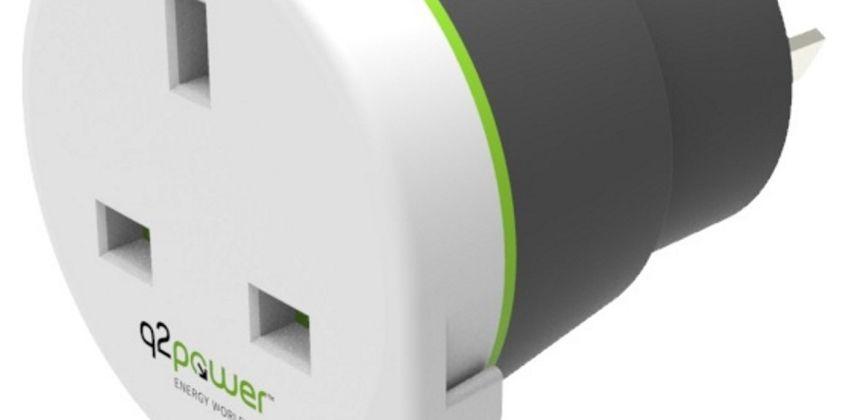 Q2Power UK to Australia Travel Adapter from Argos