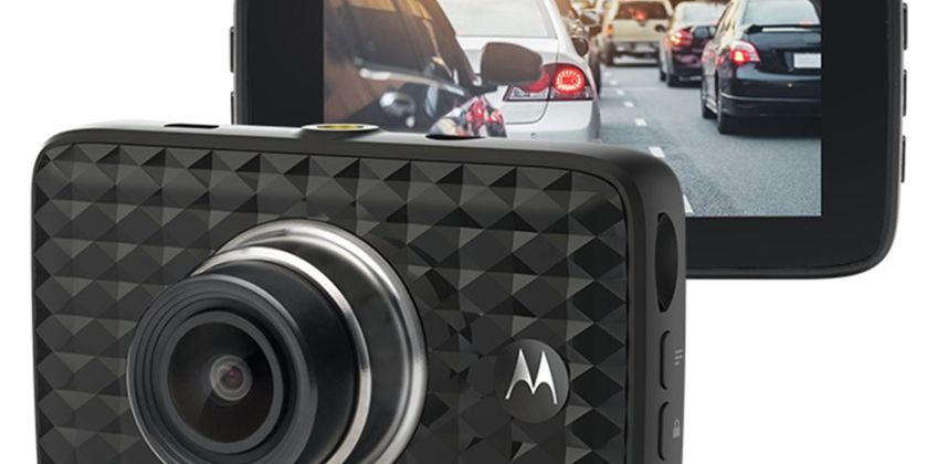 Motorola MDC300GW HD Dash Cam from Argos