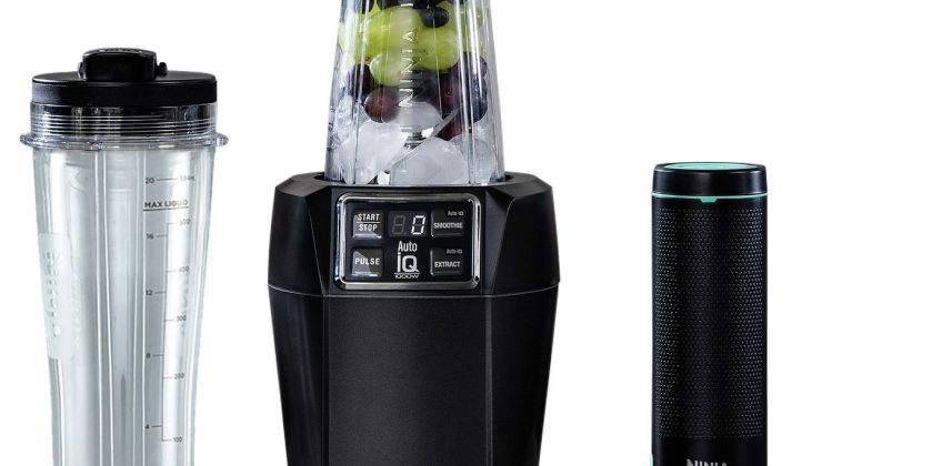 Nutri Ninja 2 Piece Personal Vacuum Blender  from Argos