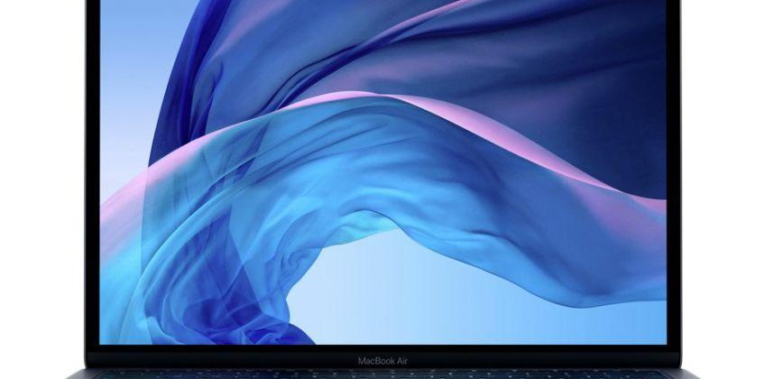 Apple MacBook Air 2018 13 Inch i5 8GB 256GB - Space Grey from Argos