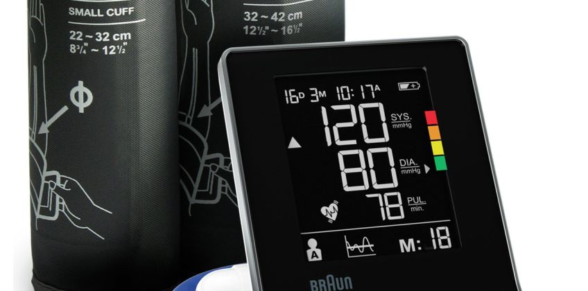 Braun Exact fit 3 Blood Pressure Monitor from Argos