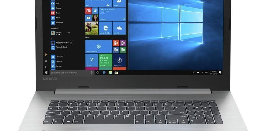 Lenovo IdeaPad 330 15.6 Inch i5 8GB 2TB Laptop - Black from Argos