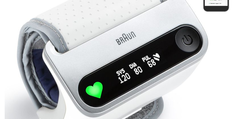 Braun iCheck7 Blood Pressure Monitor from Argos