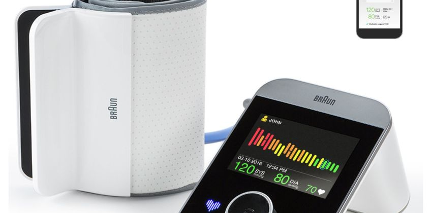 Braun Activscan 9 Blood Pressure Monitor from Argos