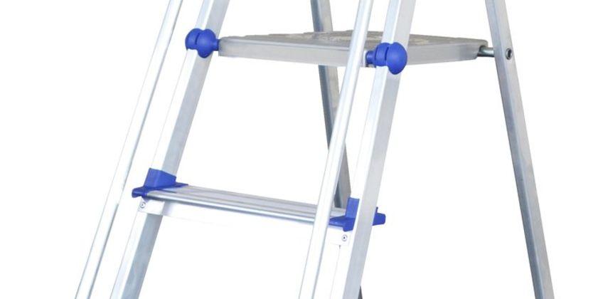 Werner Work Station Step Ladder from Argos
