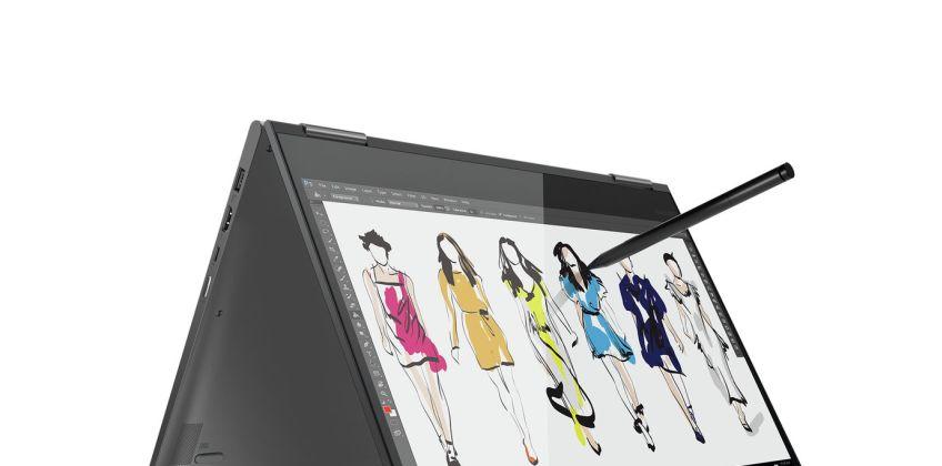 Lenovo Yoga 730 13 Inch i5 8GB 256GB 2 in 1 Laptop from Argos