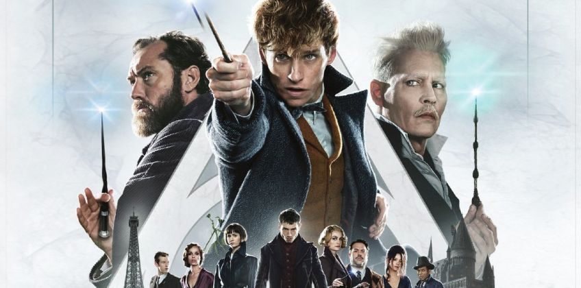 Fantastic Beasts: The Crimes of Grindelwald 4K UHD Blu-Ray from Argos