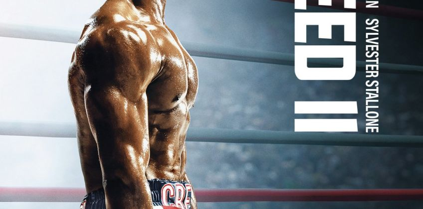 Creed 2 Blu-Ray from Argos