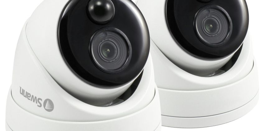 Swann SWPRO-1080MSDPK2 Thermal Sensor Cameras - Twin Pack  from Argos