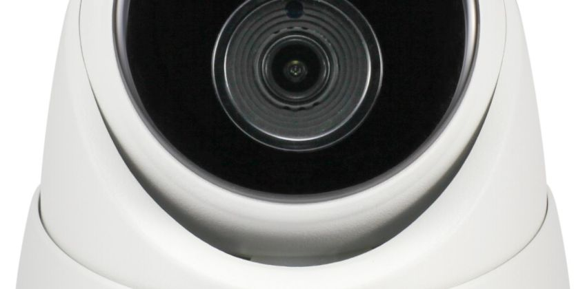 Swann 4K Ultra HD Security Camera with Audio - White from Argos