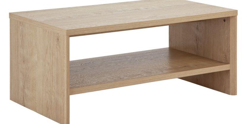 Argos Home Dalen Coffee Table - Oak Effect from Argos