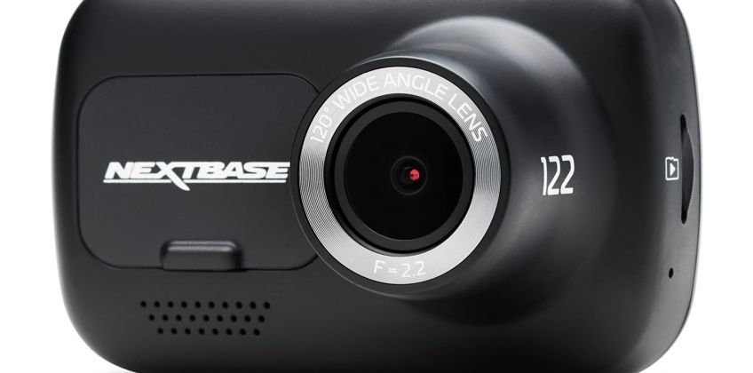 Nextbase 122 Dash Cam from Argos