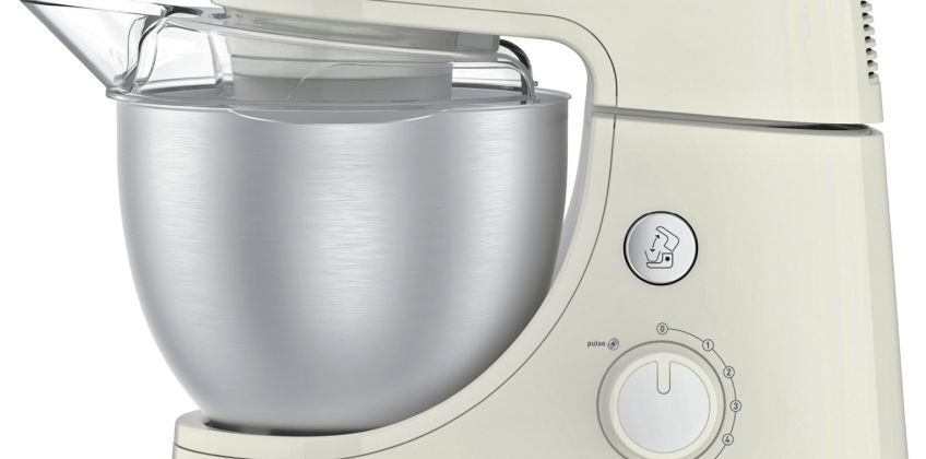 Moulinex QA250A40 Stand Mixer - White from Argos