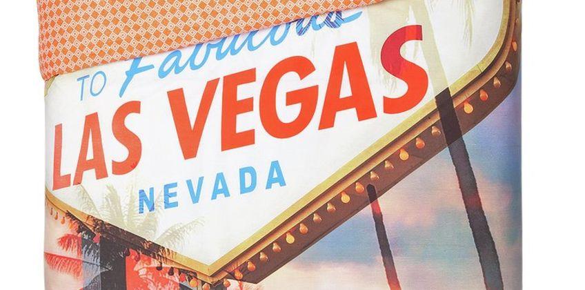 Argos Home Las Vegas Colour Bedding Set from Argos