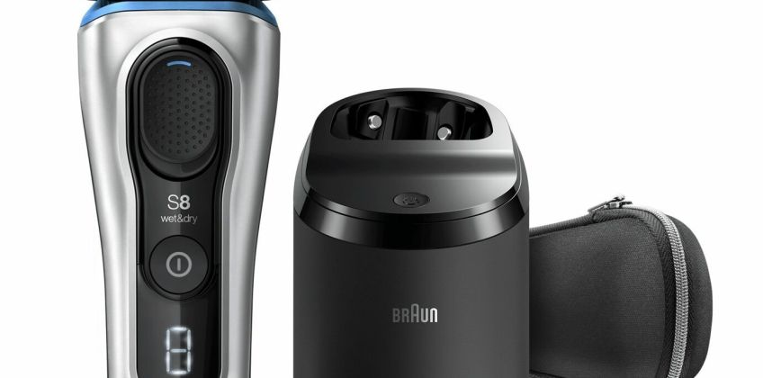 Braun Series 8 Shaver 8390cc  from Argos