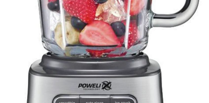 Tefal Perfect Mix 2L Glass Jug Blender - Stainless Steel from Argos