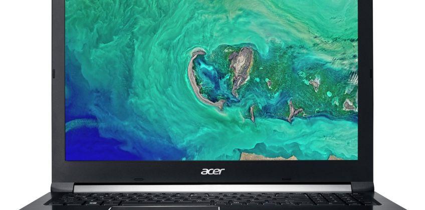 Acer Aspire 7 15.6 Inch i5 8GB 1TB GTX1050 Laptop from Argos