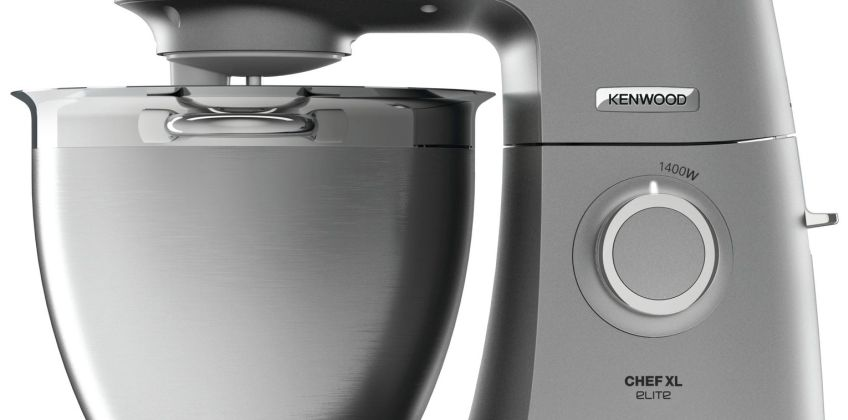 Kenwood Chef KVL6100S Stand Mixer - Stainless Steel from Argos