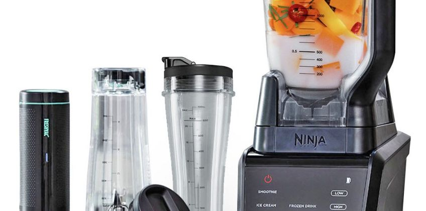 Ninja CT660UKV Smart Screen 2.1L Jug Vacuum Blender from Argos