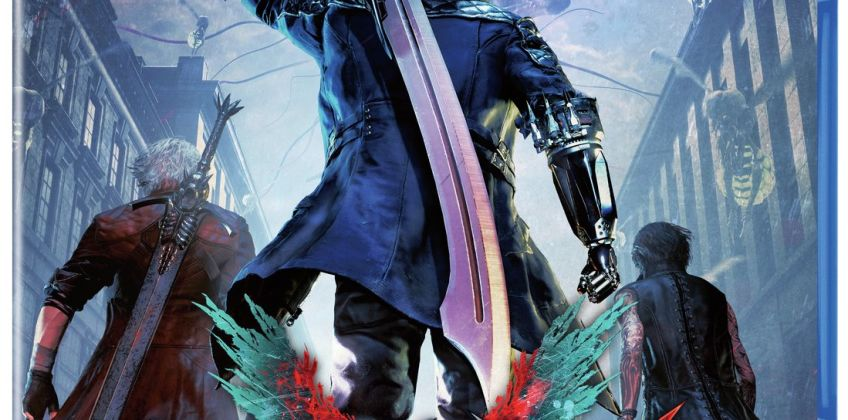 Devil May Cry 5 PS4 Game from Argos