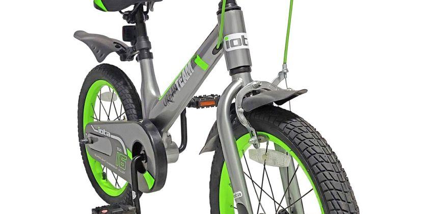 Iota Urban Team 16 inch Wheel Size Alloy Kid's Bike from Argos