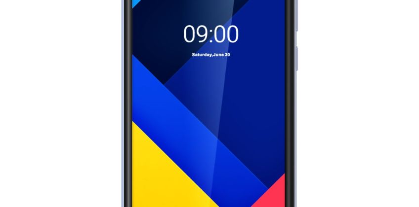 Vodafone IMO Q3 Plus Mobile Phone - Black from Argos