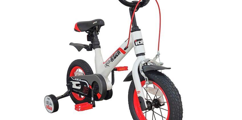 Iota Urban Rider 12 inch Wheel Size Alloy Kid's Bike from Argos
