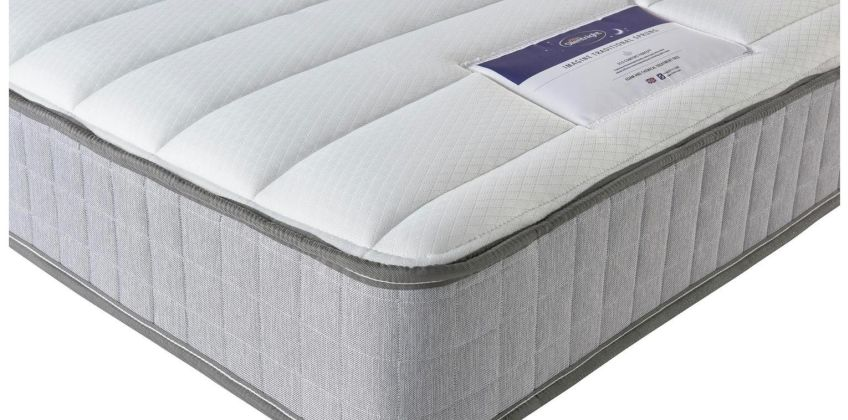 Silentnight Healthy Growth Kids Sprung Single Mattress from Argos