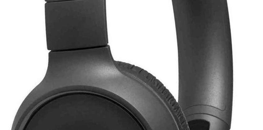 JBL Tune 500BT On-Ear Wireless Headphones - Black from Argos