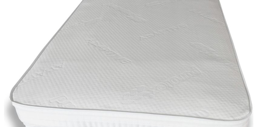 Cuggl Thermo Pocket Spring Cot Bed Mattress - 140 x 70cm from Argos