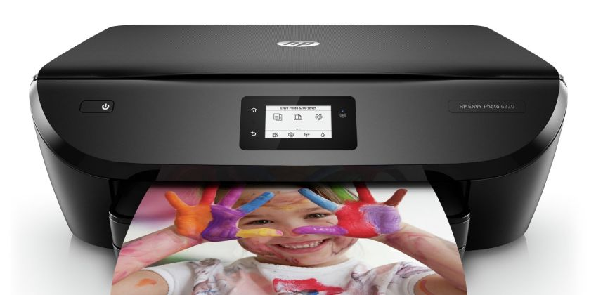 HP Envy 6220 Wireless Printer & 12 Months Instant Ink from Argos