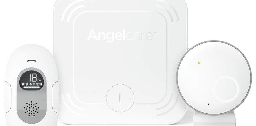 Angelcare AC127 Movement Audio Baby Monitor from Argos