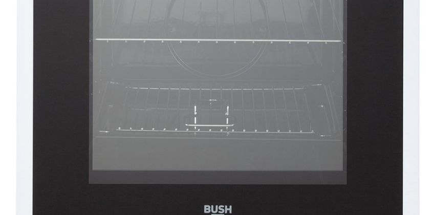 Bush B60SCWX 60cm Single Electric Cooker - White from Argos