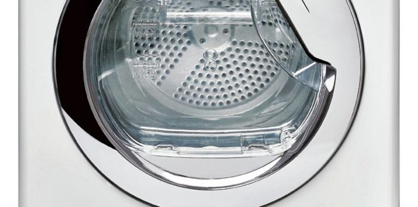 Hoover DCX 9TCE 9KG Condenser Tumble Dryer - White from Argos