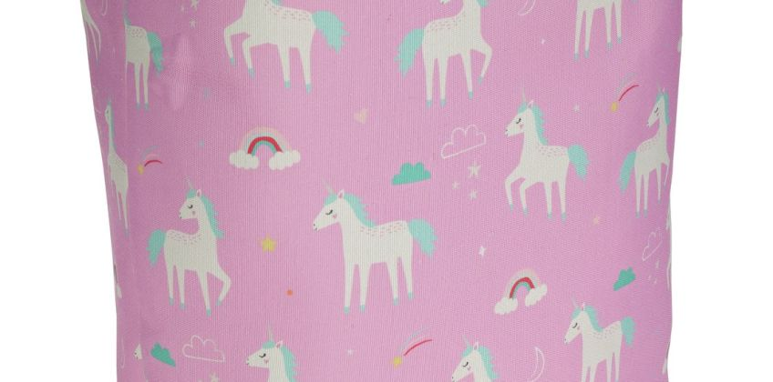 Argos Home Unicorn Laundry Bag from Argos