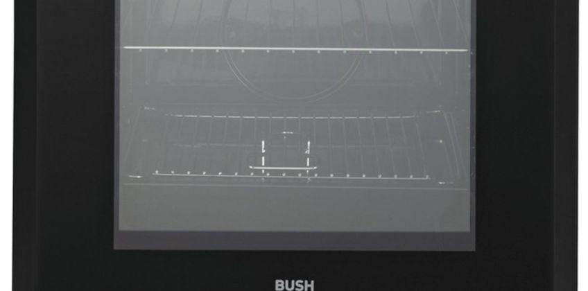 Bush B60SCBX 60cm Single Electric Cooker - Black from Argos