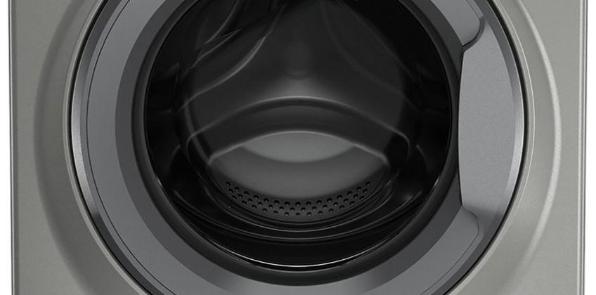 Hotpoint NSWM863CGG 8KG 1600 Spin Washing Machine - Graphite from Argos