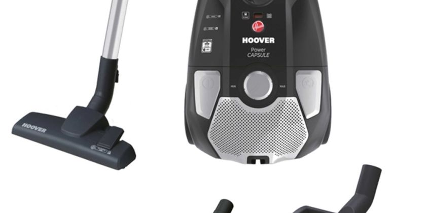Hoover PC20PET Power Capsule Pets Bagged Cylinder Vacuum from Argos