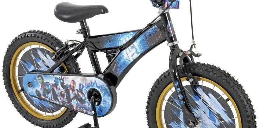 Marvel Avengers End Game 16 Inch Kid's Bike from Argos