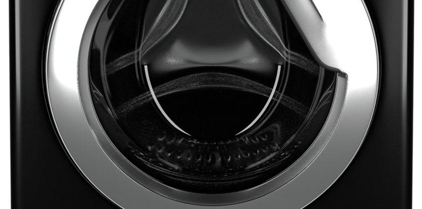 Hoover DWOA411AHC8B 11KG 1400 Spin Washing Machine - Black from Argos
