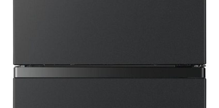 Fridgemaster MC55240MDB Fridge Freezer - Black from Argos