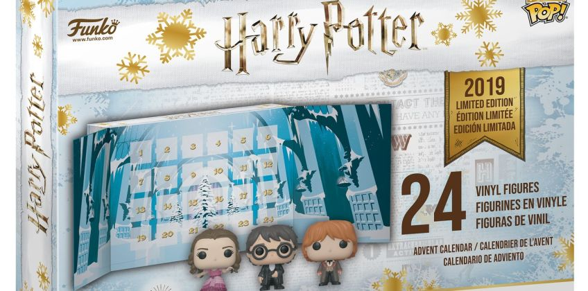 Harry Potter Advent Calendar from Argos