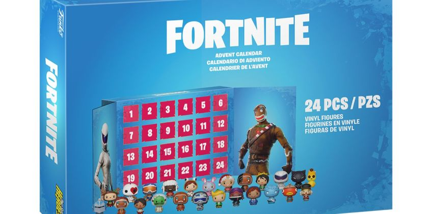 Fortnite Advent Calendar from Argos