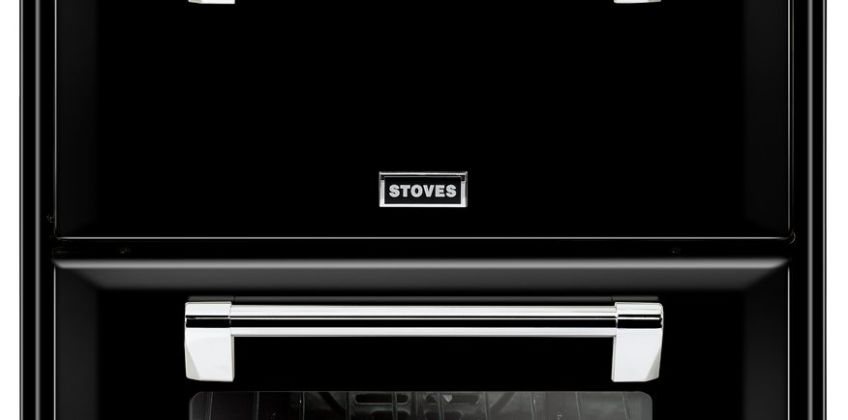 Stoves Richmond 600E 60cm Double Electric Cooker - Black from Argos