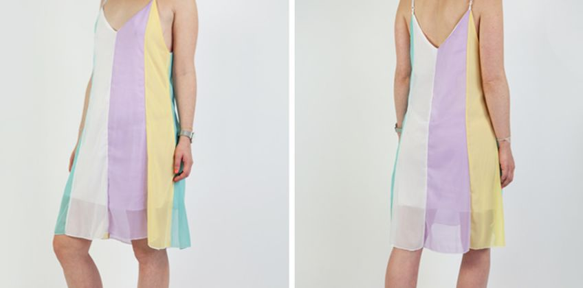 £8 (from Cascabelle)rainbow beach dress