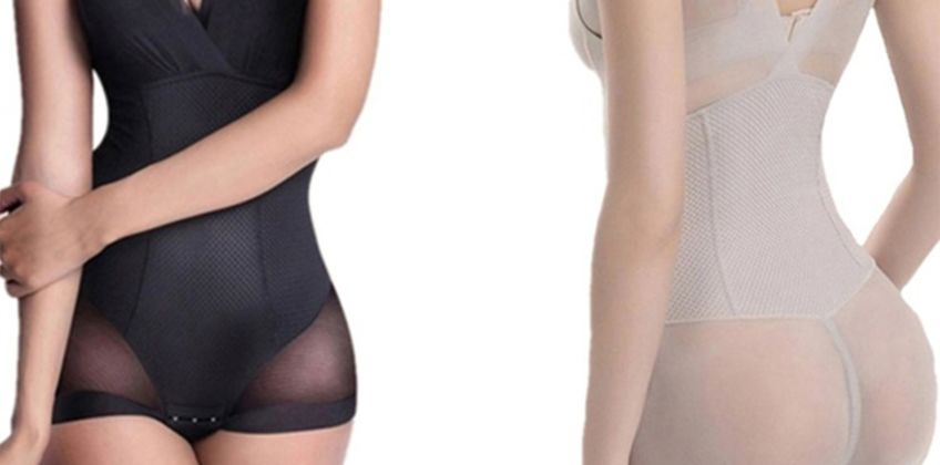 £9 instead of £39.99 (from Bellap) for a breathable shapewear bodysuit - save 77%  from Wowcher