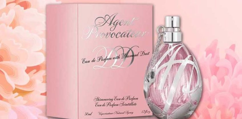 £19.99 for an Agent Provocateur Diamond Dust 50ml eau de parfum  from Wowcher